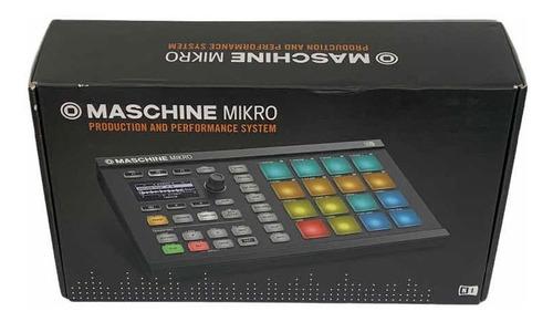 Machine Mk2 Blak Native Instruments Excelente Estado
