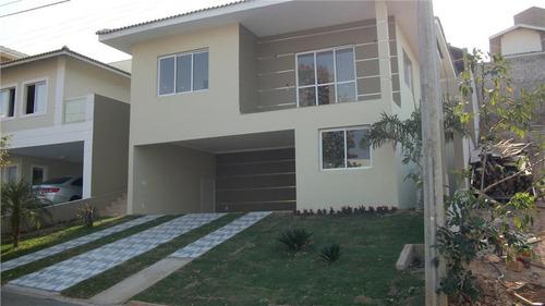 Casa Com 3 Dormitórios À Venda, 210 M² Por R$ 880.000 - Condomínio Terras De São Francisco - Vinhedo/sp - Ca0860