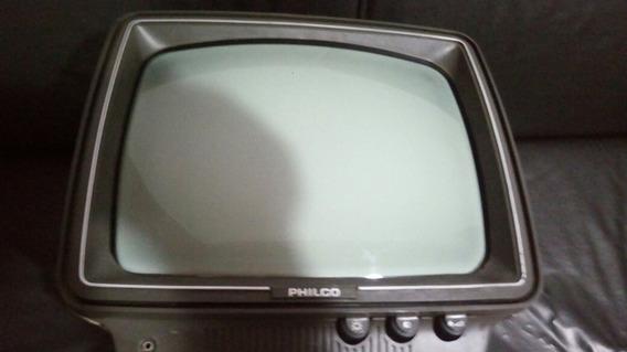 Televisão Philco 10 Polegadas Excelente Estado P/b