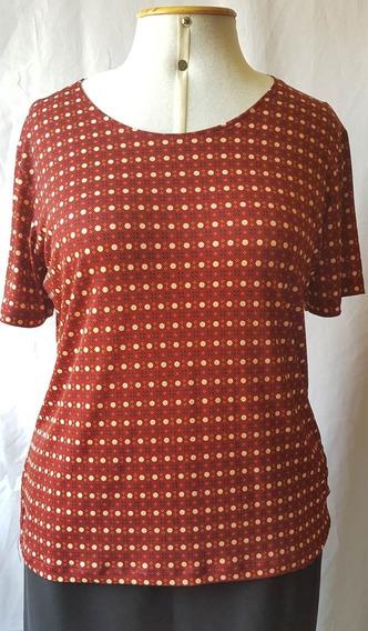 Blusa/camiseta Criatiff Original Em Malha Fria No Tamanho Gg