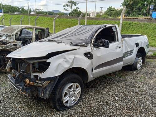 (17) Sucata Ford Ranger Sport 2.5 2014 ( Retirada De Peças)
