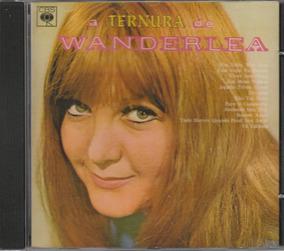 Wanderléa - Cd A Ternura - 1966