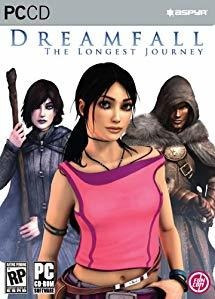 Dreamfall: The Longest Journey - Pc