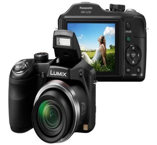 Câmera Lumix Dmc-lz20 Panasonic Reposição