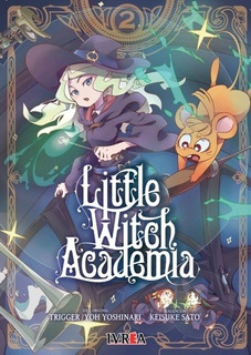 Libro Little Witch Academia # 02 - Yo Yoshinari