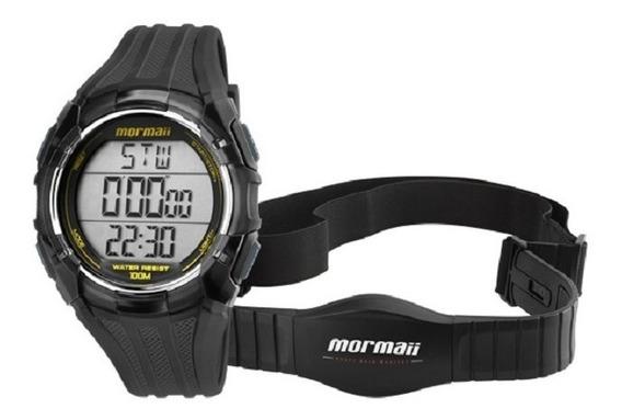 Relógio Mormaii Frequencímetro Mo11558a/8a Digital