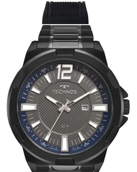 Relógio Technos Masculino Racer Preto 2117lci/4c