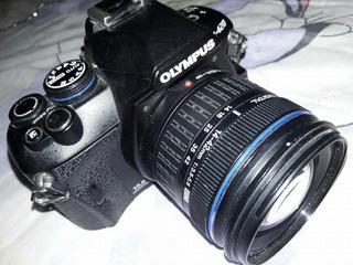 Camara Olympus E-420
