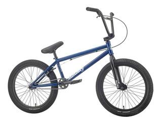 Bicicleta Bmx Profesional Sunday Primer Freestyle ¡azul!