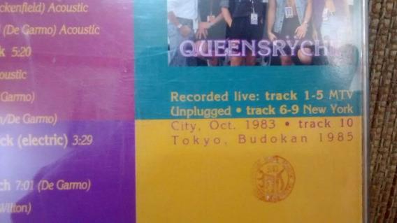 Cd Quenscryche Unplugged Bootleg Europeu