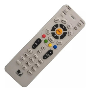 Control Remoto Directv Original Satelital Direc Tv Con Pilas