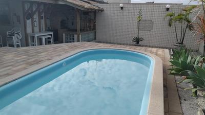 Murano Imobiliária Aluga Cobertura Duplex Com 05 Quartos Na Praia Da Costa, Vila Velha - Es. - 2973