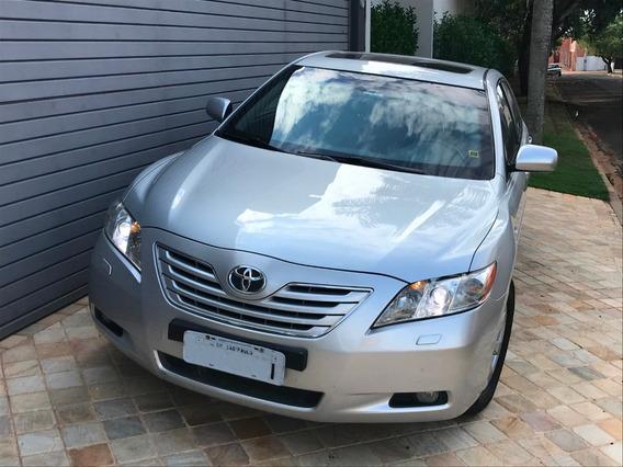 Toyota Camry 2007 Blindado Em Perfeito Estado