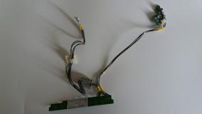 Placa Controle Com Sensor + Flats Lg 32pc5rv