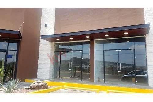 Rento Local En Plaza Comercial De Cañadas Del Lago En: $17,500.-