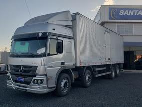 Mercedes-benz Atego 2430 8x2 Mod 2016