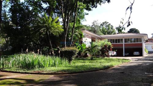 Casa À Venda Em Parque Taquaral - Ca259407