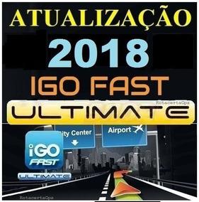 Atualização Gps 2018 Primo Fast Ultimate - Show!!!