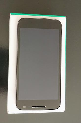 Celular Moto G4 Negro