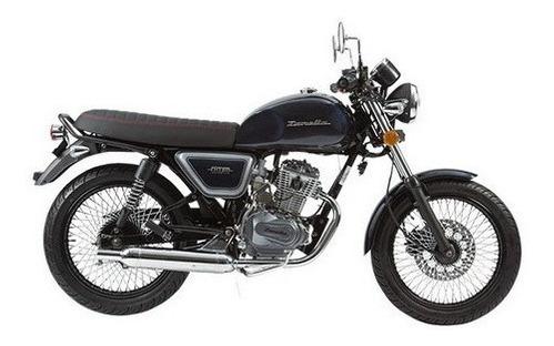 Zanella Ceccato R150 Cafe Racer Motozuni Exclusivo
