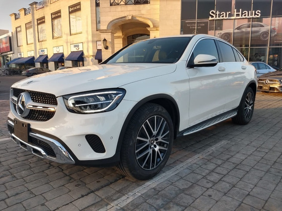 Mercedes-benz Glc 300 4 Matícese Coupe 2020 Blanco