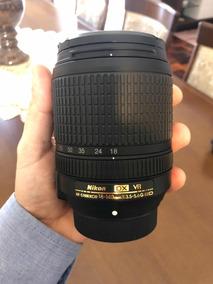 Lente Nikon Af-s Dx Nikkor 18-140mm F/3.5-5.6g Ed Vr