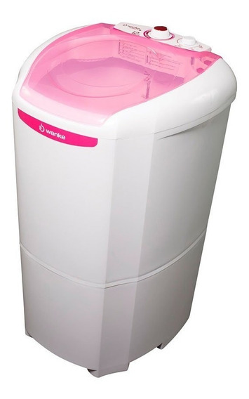 Lavadora De Roupas Wanke 12kg Semiautomática Branco