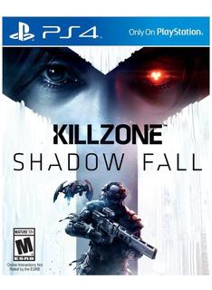 Killzone Shadow Fall Ps4, Disco, Nuevo Y Sellado