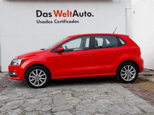 Imagen 1 de 15 de Volkswagen Polo 2020 1.6 L4 Design & Sound Mt
