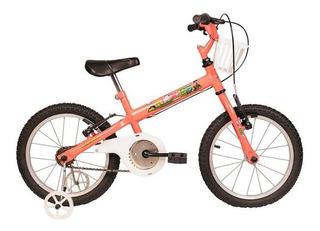 Bicicleta Infantil Aro 16 Verden Kids