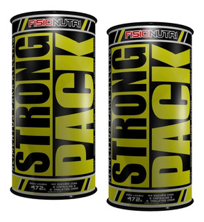 Combo 2x Strong Pack - Fisionutri 44 Packs - Total 88 Packs