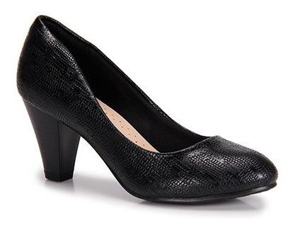 Sapato Salto Cone Facinelli