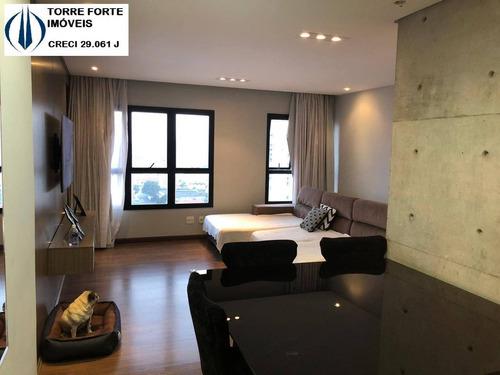Imagem 1 de 15 de Apartamento Com 2 Dormitórios E 1 Vaga Na Vila Regente Feijó - 2414