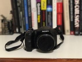 Câmera Sony Cybershot Dsc - H100 16mp
