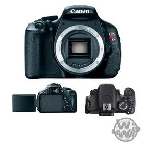 Canon Eos Rebel T3i (corpo Usado)