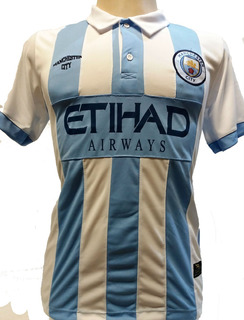 Camisa Manchester City Azul Gabriel Jesus