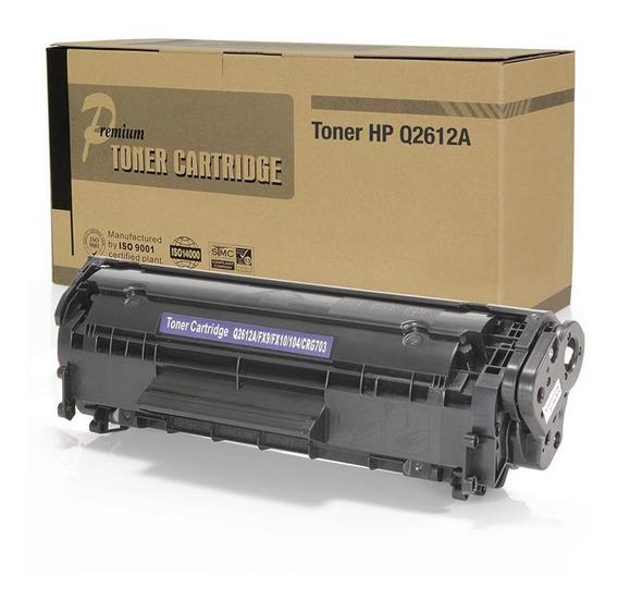 Toner 12a Q2612a M1005 1010 1015 1018 Compatível 2.0k