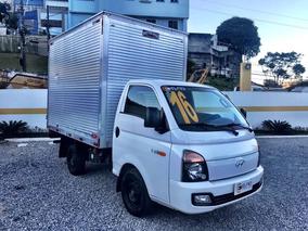 Hyundai Hr Baú 2016 Único Dono !!!