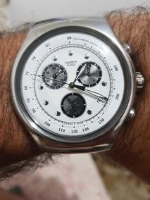 Relógio Swatch Irony Chrono Wealthy Star
