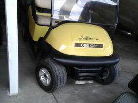 Carro De Golf Club Car Jack Nicklaus 2008 Precioso!!