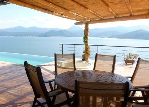 Casa En Renta Con Espectacular Vista Al Lago Y Con Las Mejores Puestas De Sol