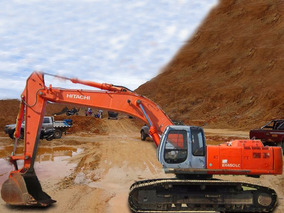 Excavadora Hitachi Ex 450