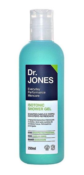 Shampoo Cabelo E Corpo Dr. Jones Isotonic Shower Gel