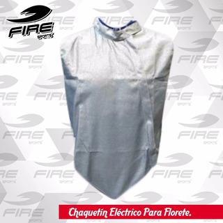 Chaquetin Electrico Florete Fire Sports