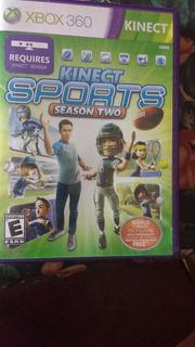 Original Kinect Sports 2 En Perfectas Condiciones Físico