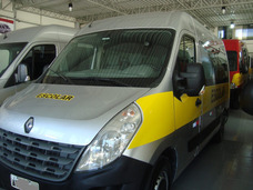 Renault Master 2015 L2h2 Escolar 20 Lugares