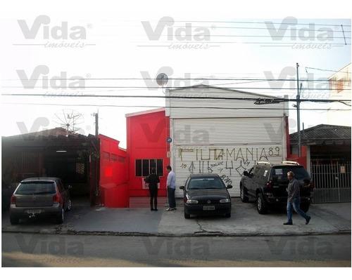 Imagem 1 de 2 de Salão Comercial Para Locação Em Pestana  -  Osasco - 27793