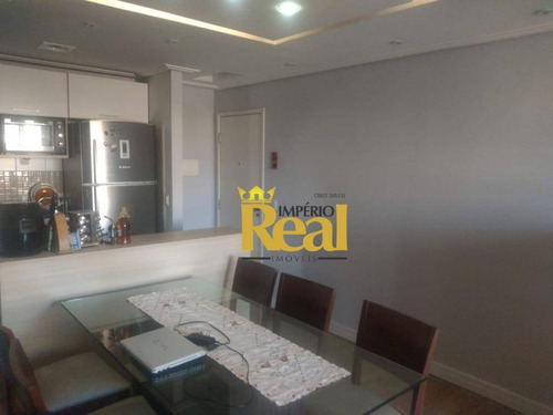 Apartamento À Venda, 65 M² Por R$ 490.000,00 - Barra Funda - São Paulo/sp - Ap4075