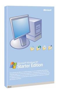 Cd Windows Xp Starter Edition Licencia En Fisico Nuevo