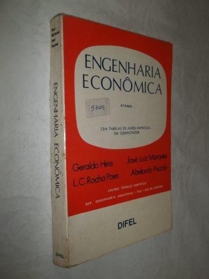 Livro - Engenharia Economica - Geraldo Hess